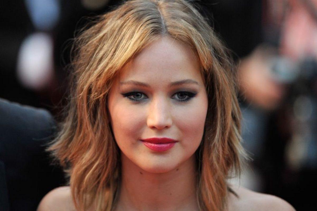 """Detrás de la pareja de Brad Pitt se ubica Jennifer Lawrence, ganadora del Óscar a la mejor actriz por """"Silver Linings Playbook"""" (""""El lado bueno de las cosas"""" o """"El lado luminoso de la vida"""") y protagonista de la taquillera """"Los juegos del hambre"""", que recaudó 26 millones de dólares, según Forbes. Foto:Getty. Imagen Por:"""