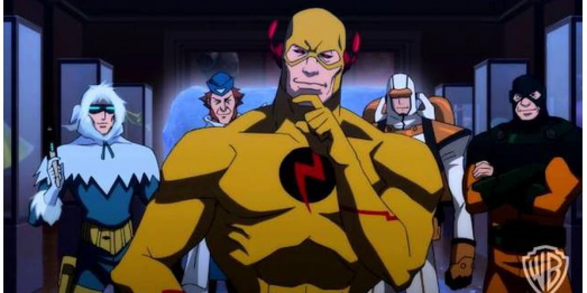 Preparan serie para televisión de Flash