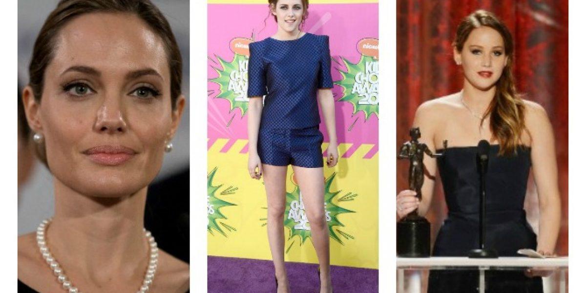 Estas son las actrices mejor pagadas de Hollywood