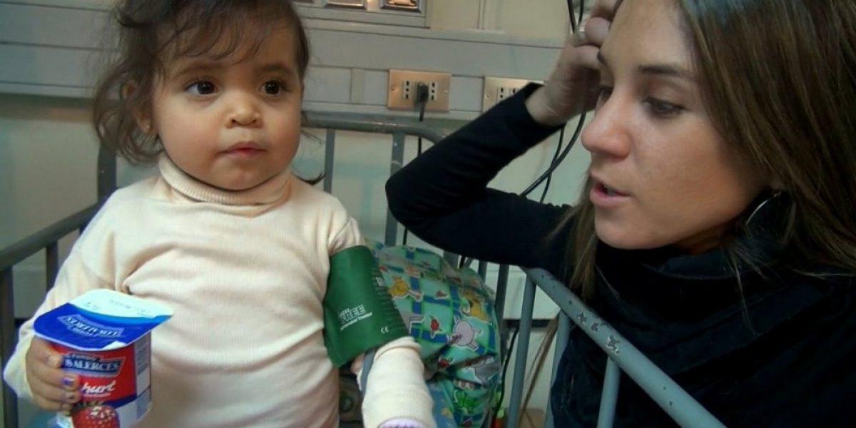 Periodista vivió 21 días esperando un trasplante