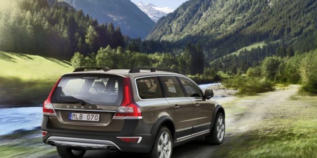 Volvo introduce sus modelos 2014 en Chile