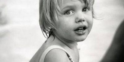 Así era yo cuando niño: Angelina Jolie
