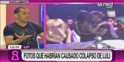 Estas serían las fotos que habrían provocado el colapso de Luli