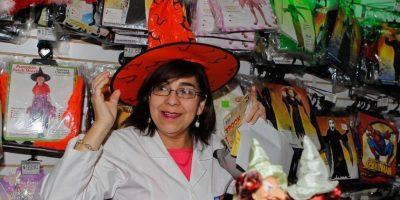 [Fotos] Las mil caras de Rosa Oyarce, el terror de los restoranes que va al Senado
