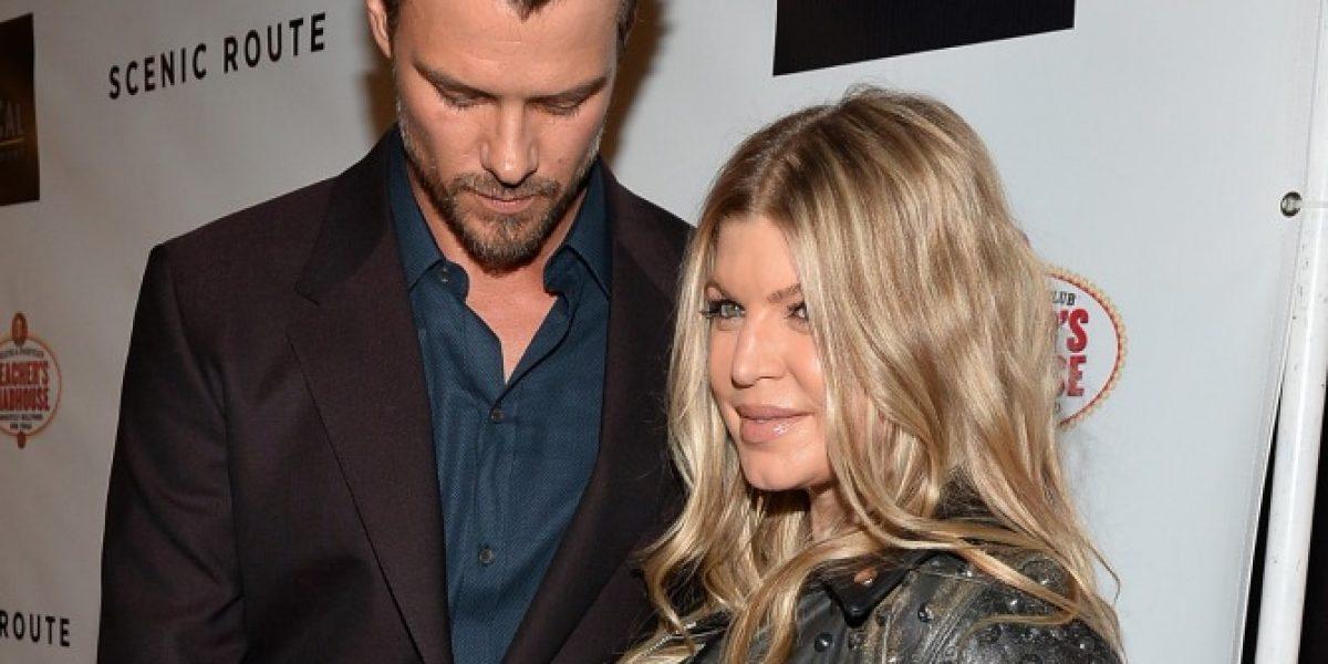 Fergie dio a luz a su primer hijo y lo llamó como famoso cantante