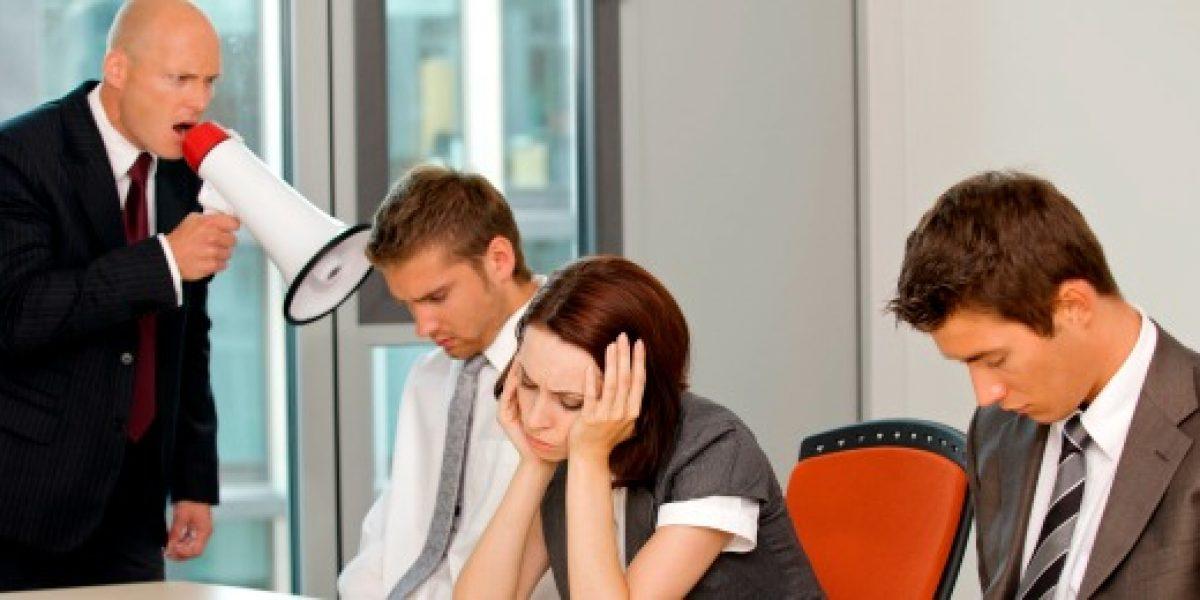 ¿Cómo es tu jefe? Revisa estas ocho categorías e identifica al tuyo