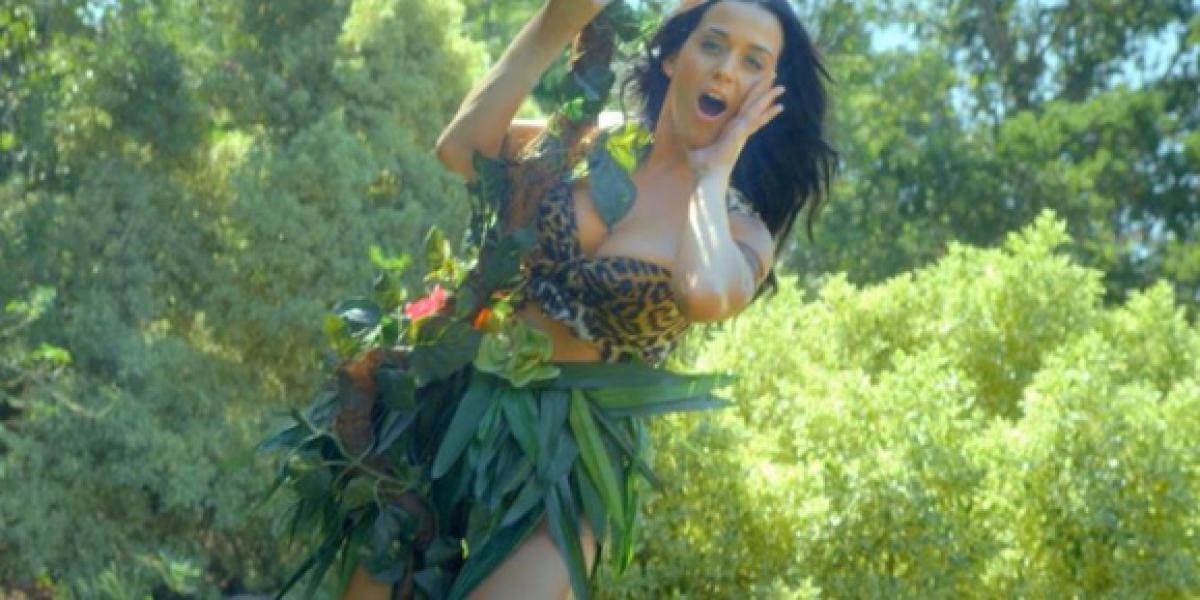 Katy Perry será la reina de la selva en su tercer disco