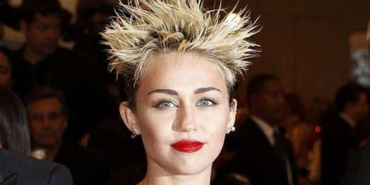 Las imágenes que quizás Miley Cyrus no quiere recordar