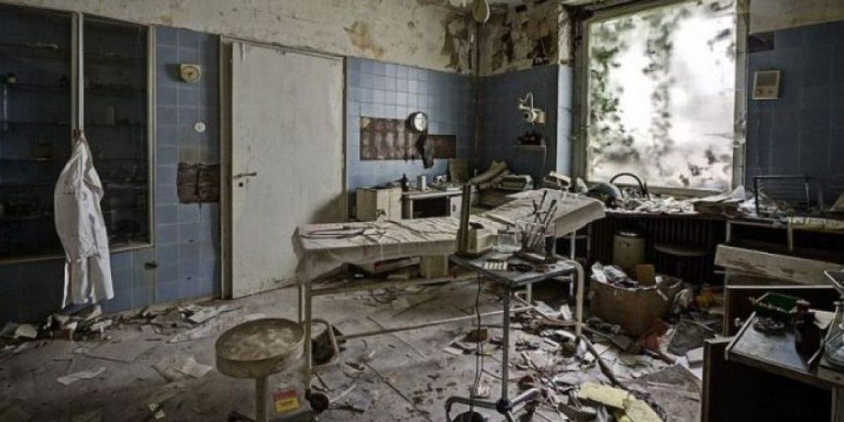 Galería: Imágenes del terror en mansión abandonada de doctor alemán
