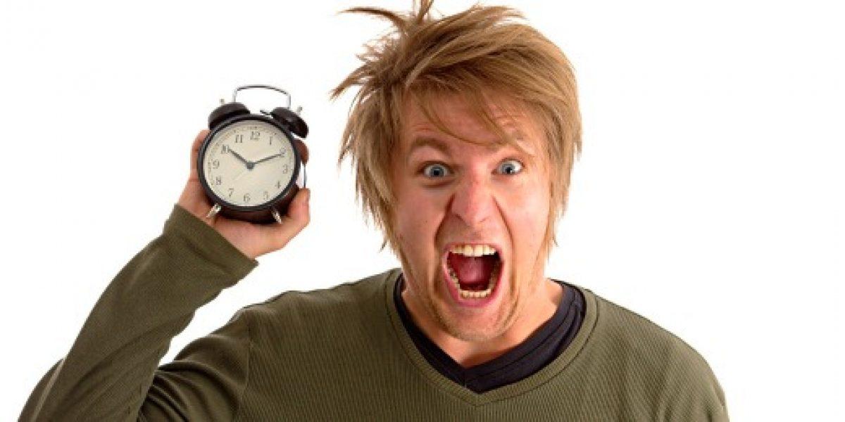 ¿Otra vez tarde? Tips para evitar la impuntualidad