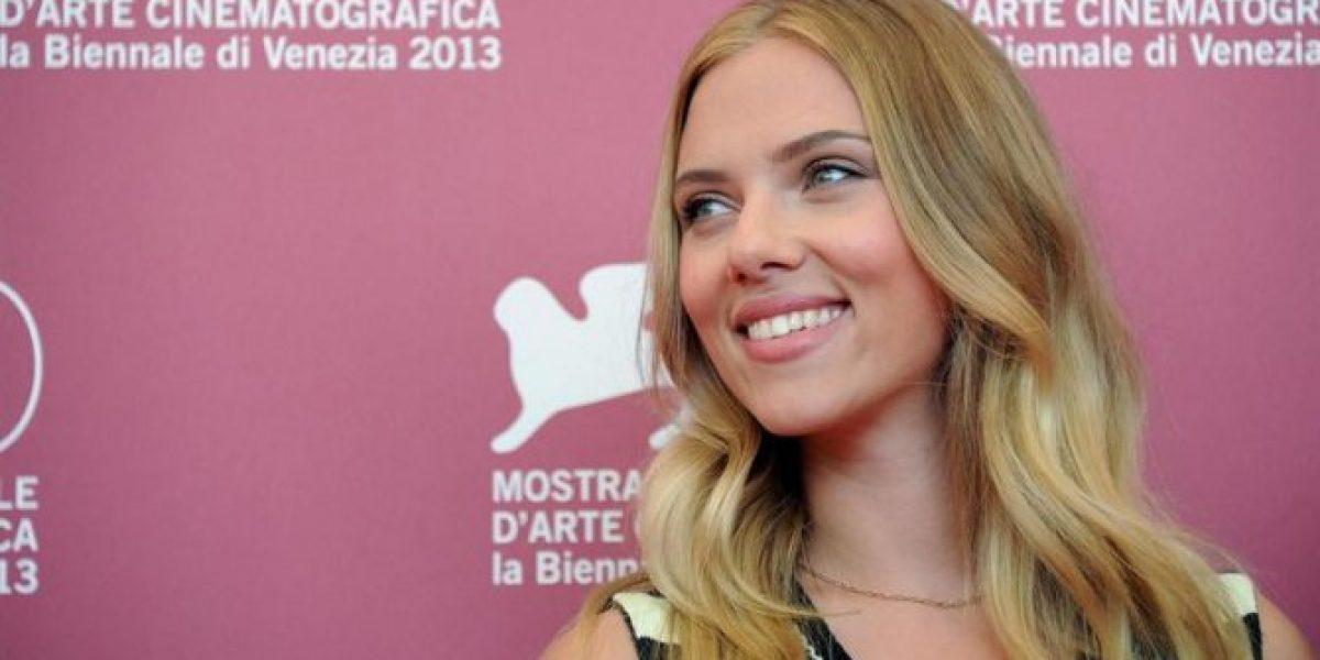 Película protagonizada por Scarlett Johansson fue abucheada en Venecia