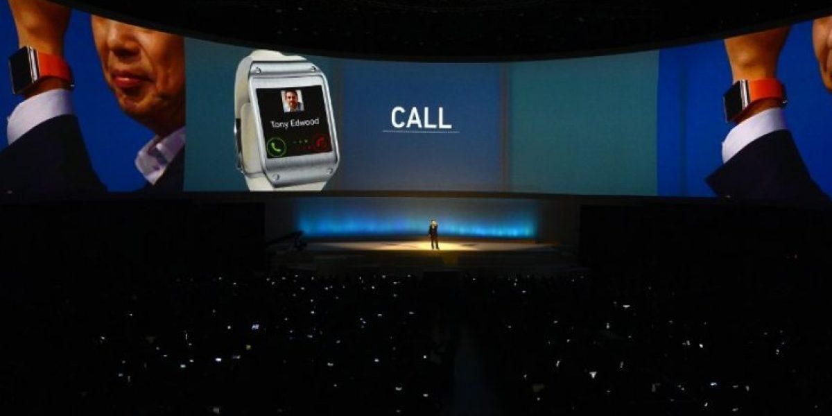 Samsung termina con el misterio y presenta su reloj inteligente: Galaxy Gear