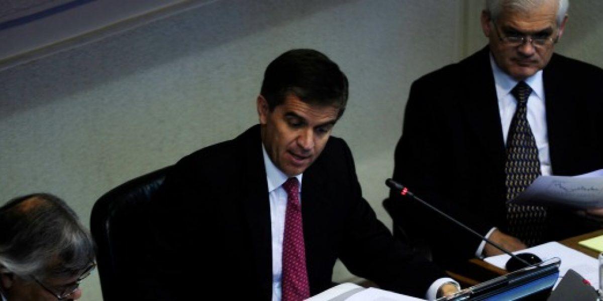 Proyecciones a la baja: economía chilena crecería entre 4% y 4,5% este año