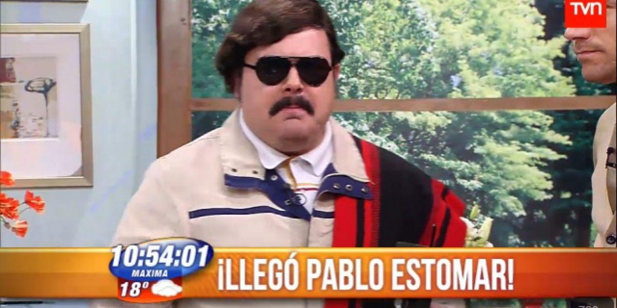 Doble de Pablo Escobar se toma el BDAT