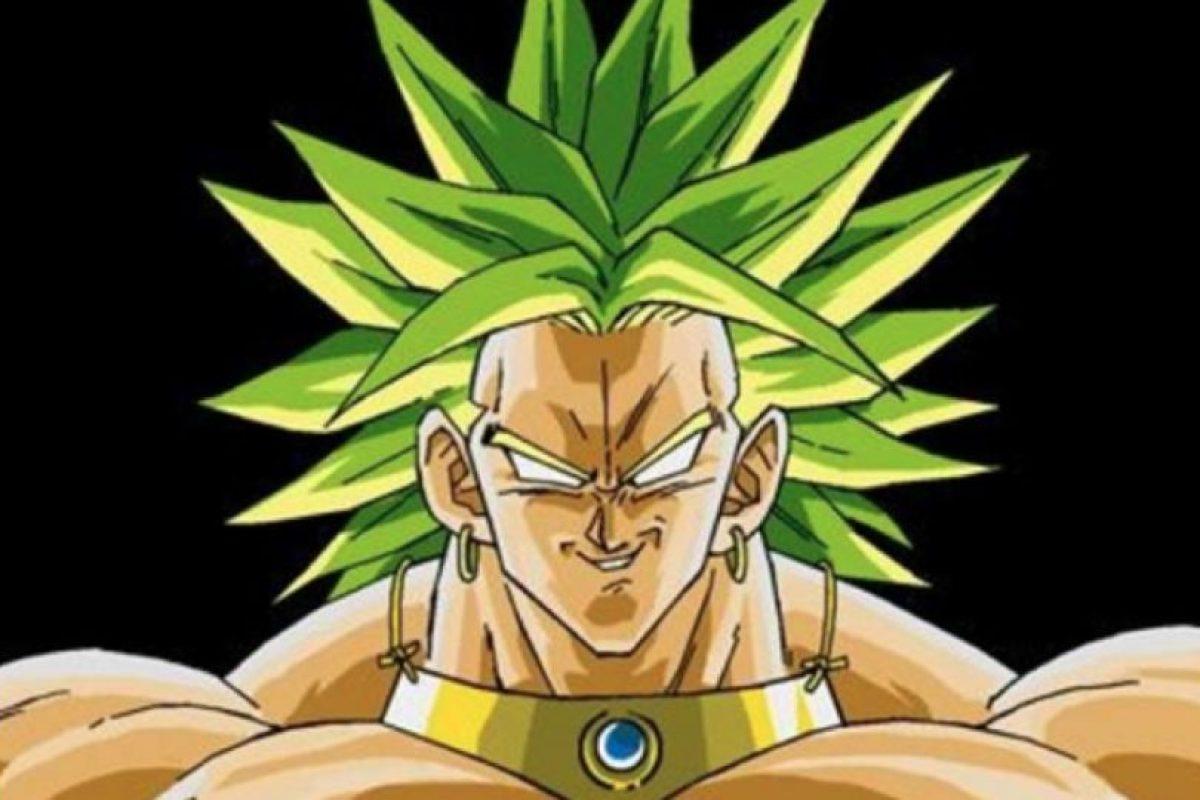 Broly: Brócoli.. Imagen Por: