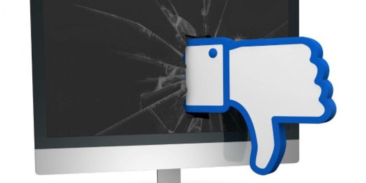Trabajar en Facebook parece no ser tan bueno como dicen