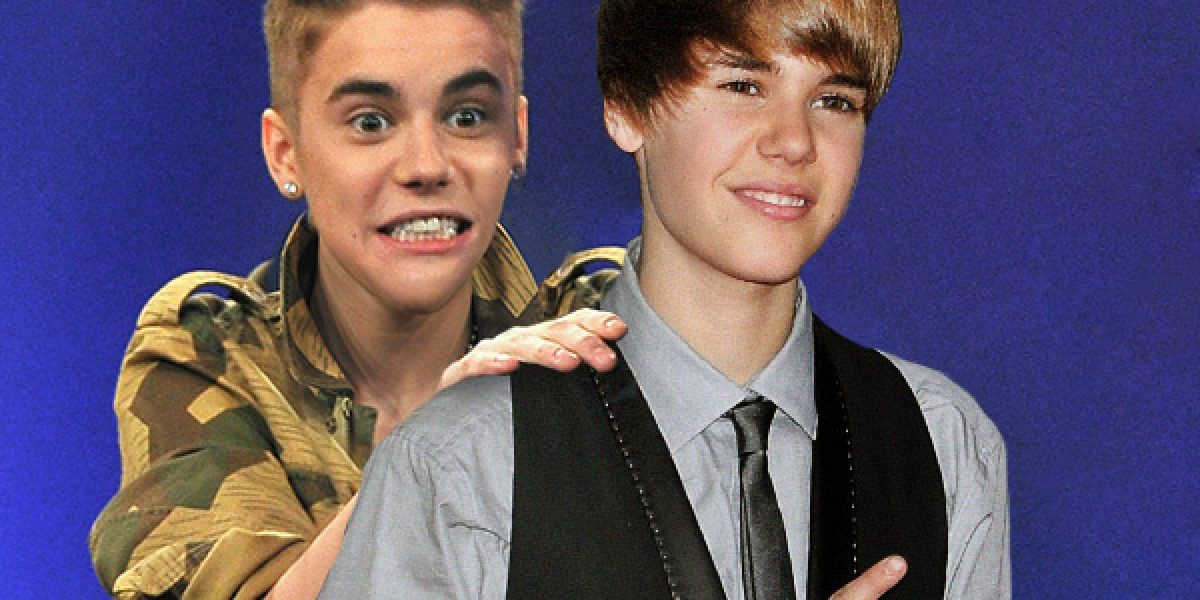 En una foto: Famosos antes y después