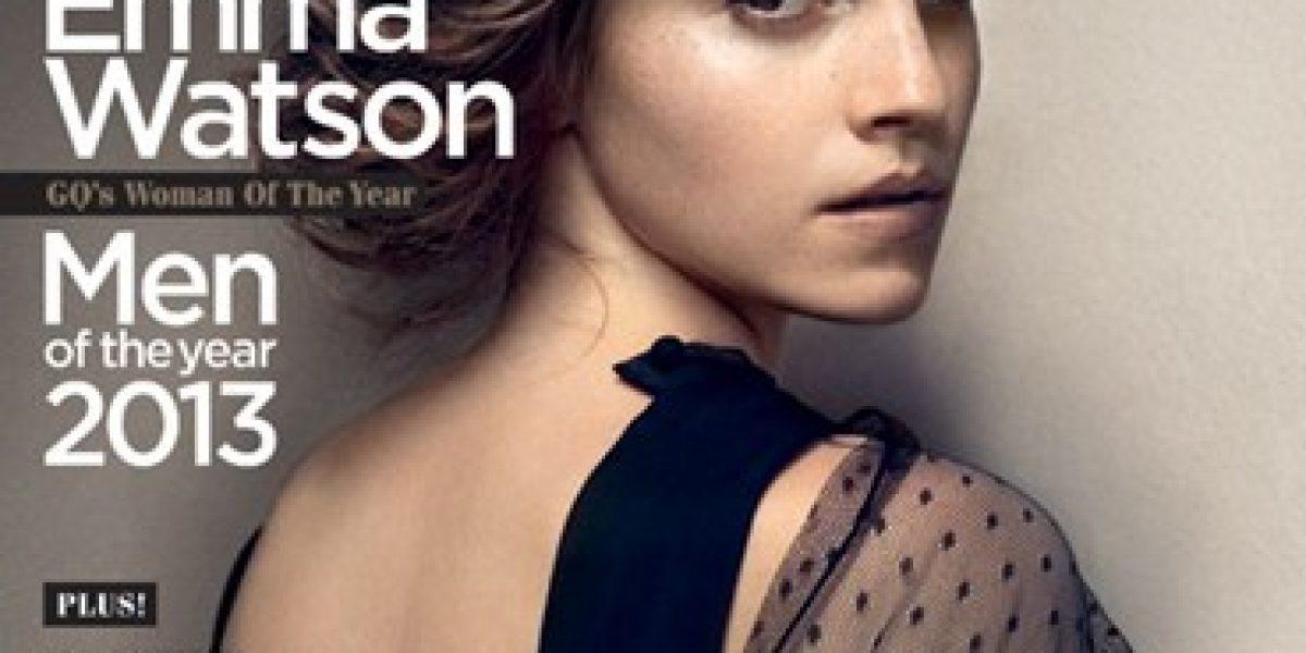 Emma Watson se luce como