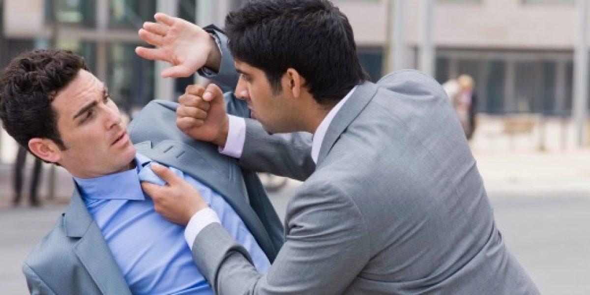 Estos son los tipos de compañeros que pueden ser tus enemigos en el trabajo