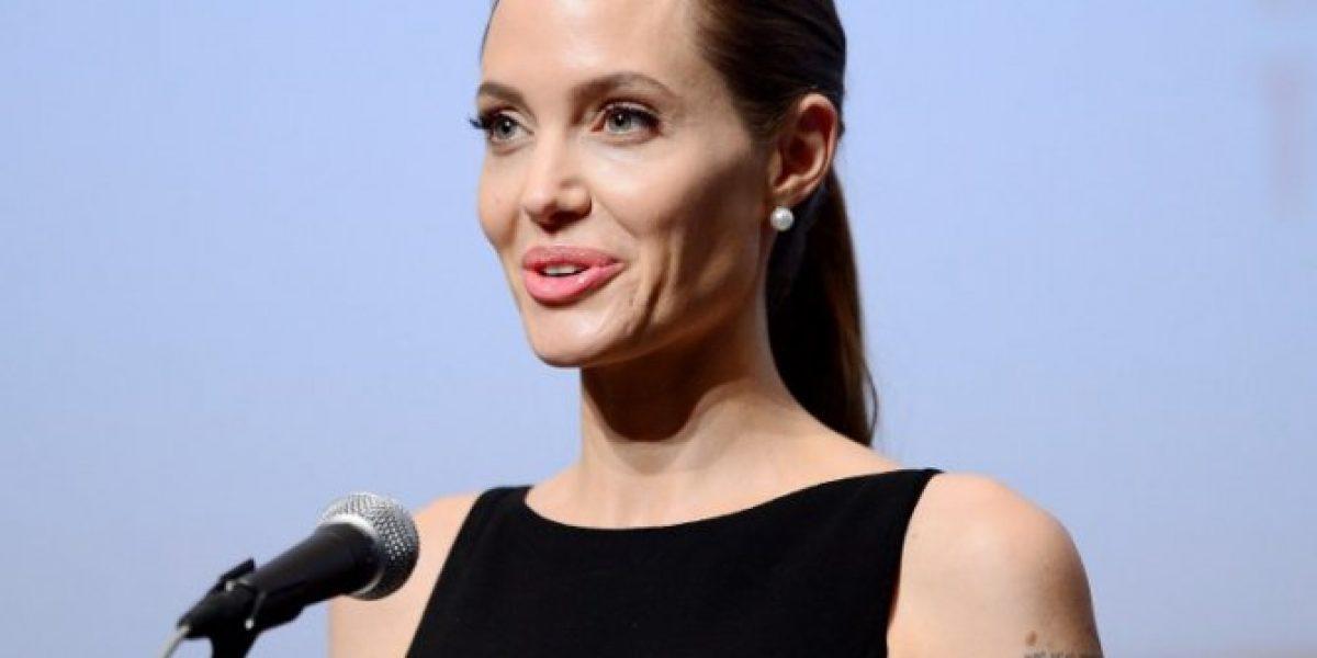 Angelina Jolie recibirá un Oscar por su trabajo humanitario