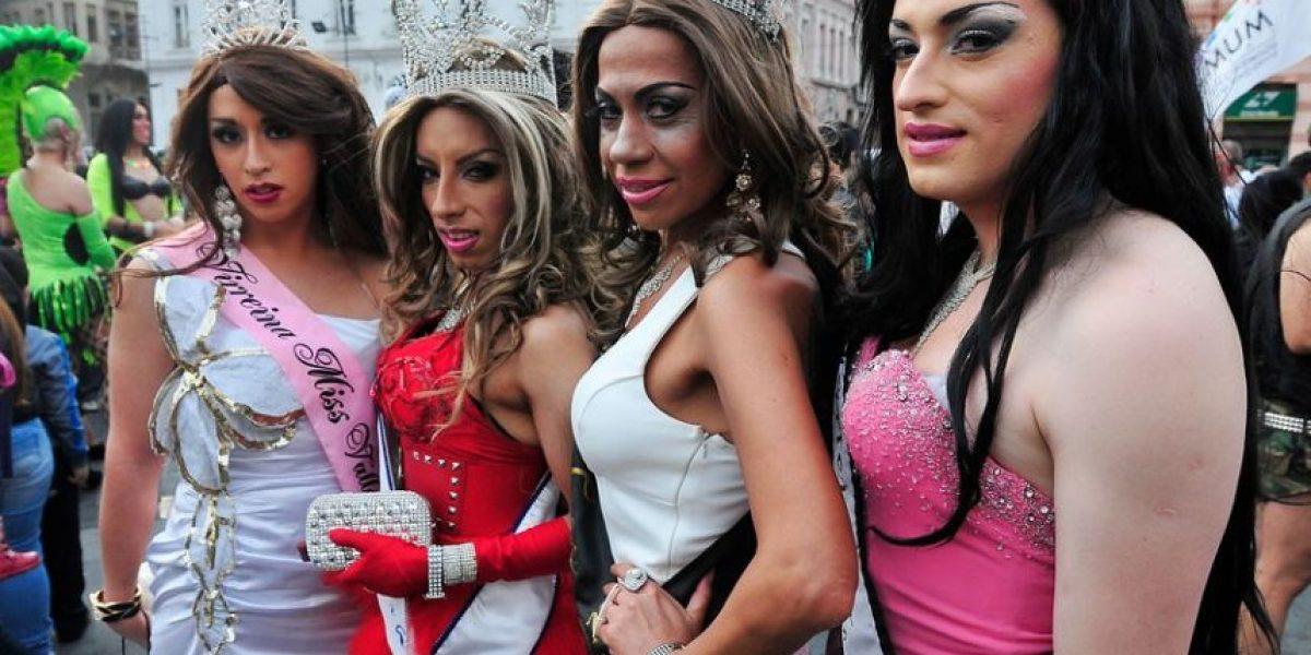 [FOTOS] Así fue la marcha por la diversidad sexual en Valparaíso