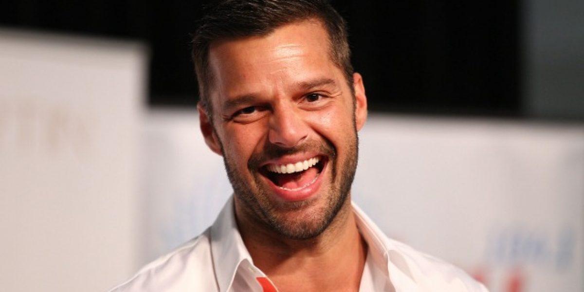Ricky Martin será la voz de la canción del mundial 2014