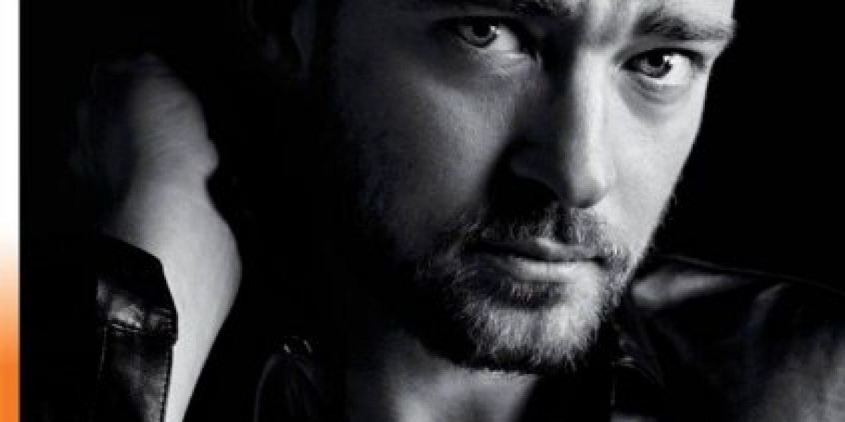 Justin Timberlake acapara portada a lo James Dean