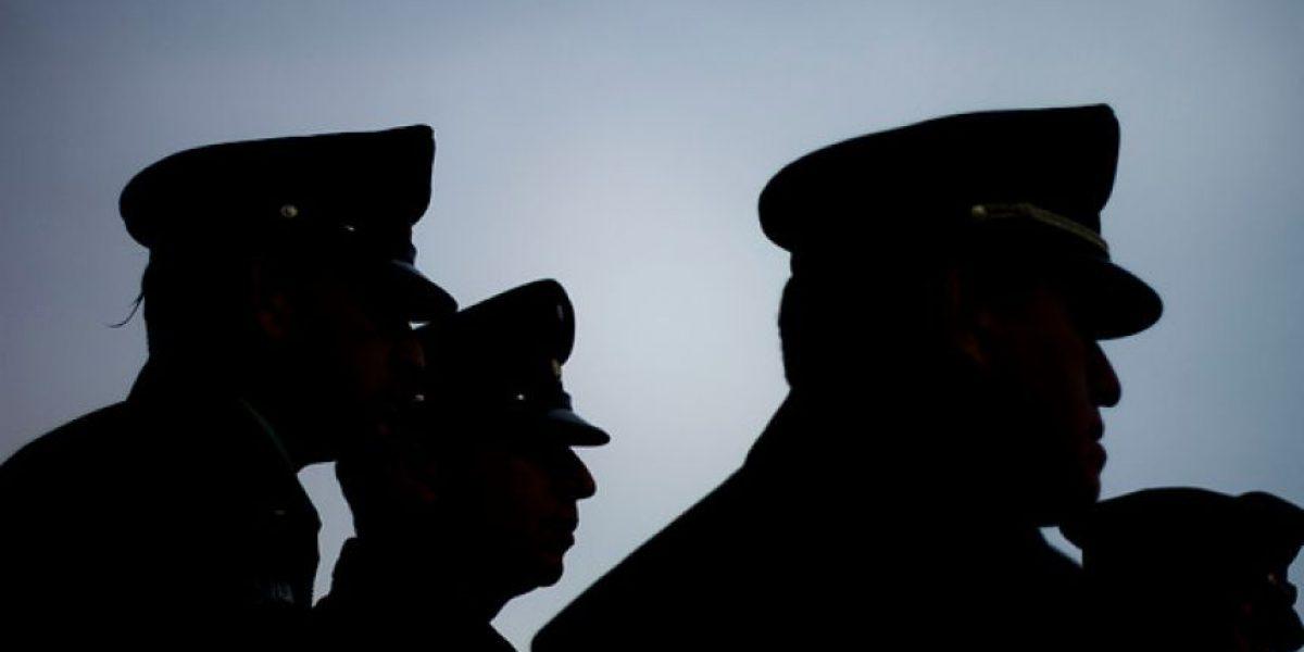 FOTOS: Activan plan de contingencia ante paro de Gendarmería