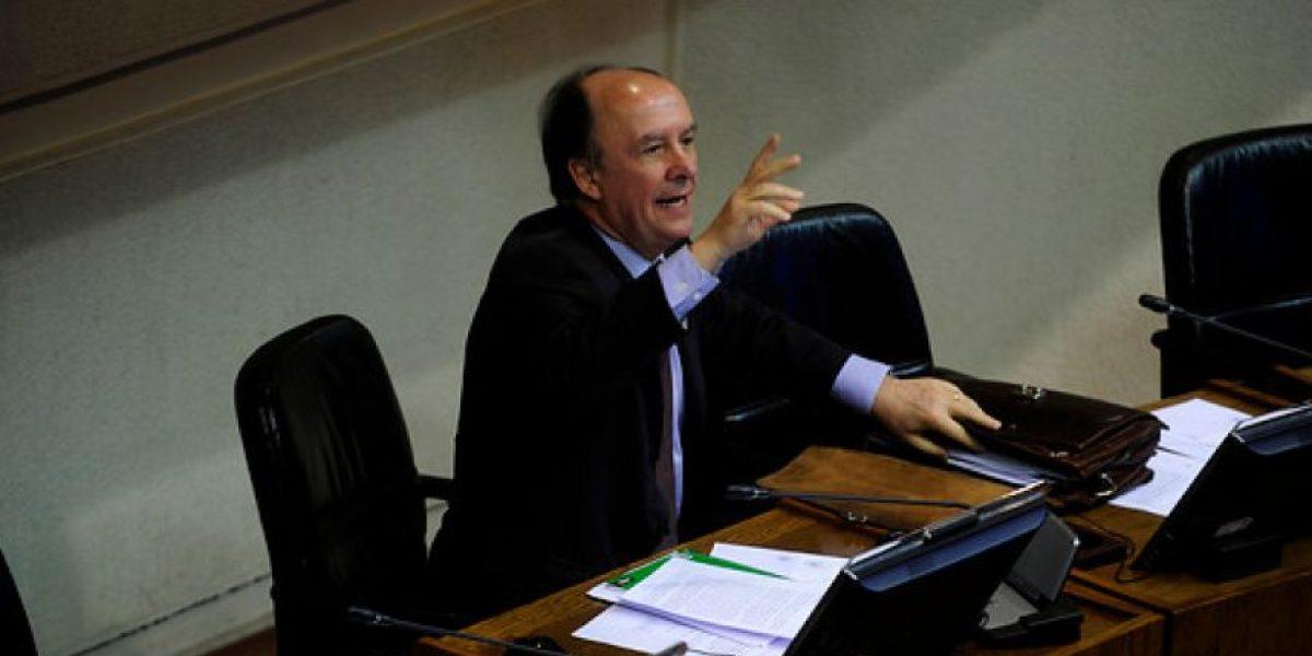 FOTOS: Así se realiza la votación a la reforma del sistema binominal en el Senado