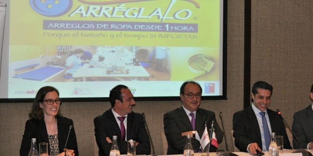 Franquicias mexicanas se instalan en Chile