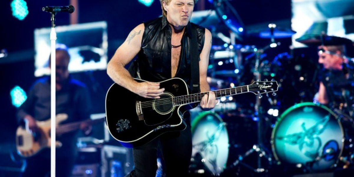 Bon Jovi pospone presentación en México y hace peligrar la de Chile