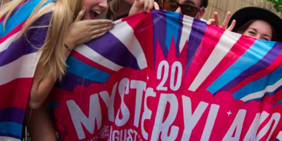 Latinoamericanos serán protagonistas en Mysteryland Chile