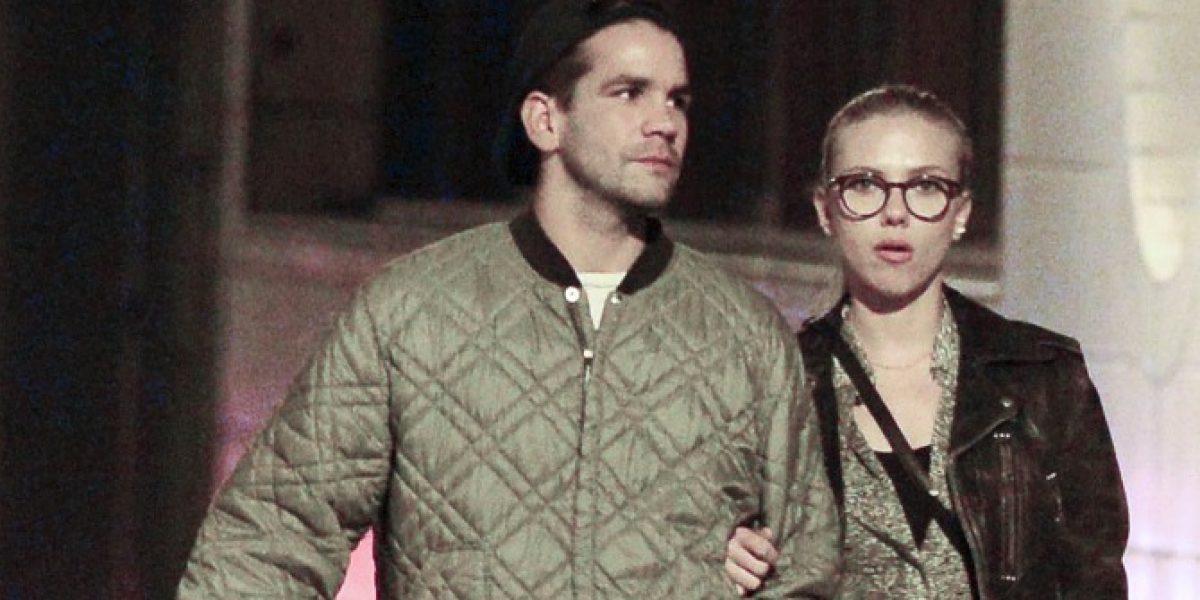 El nuevo look de Scarlett Johansson en Paris