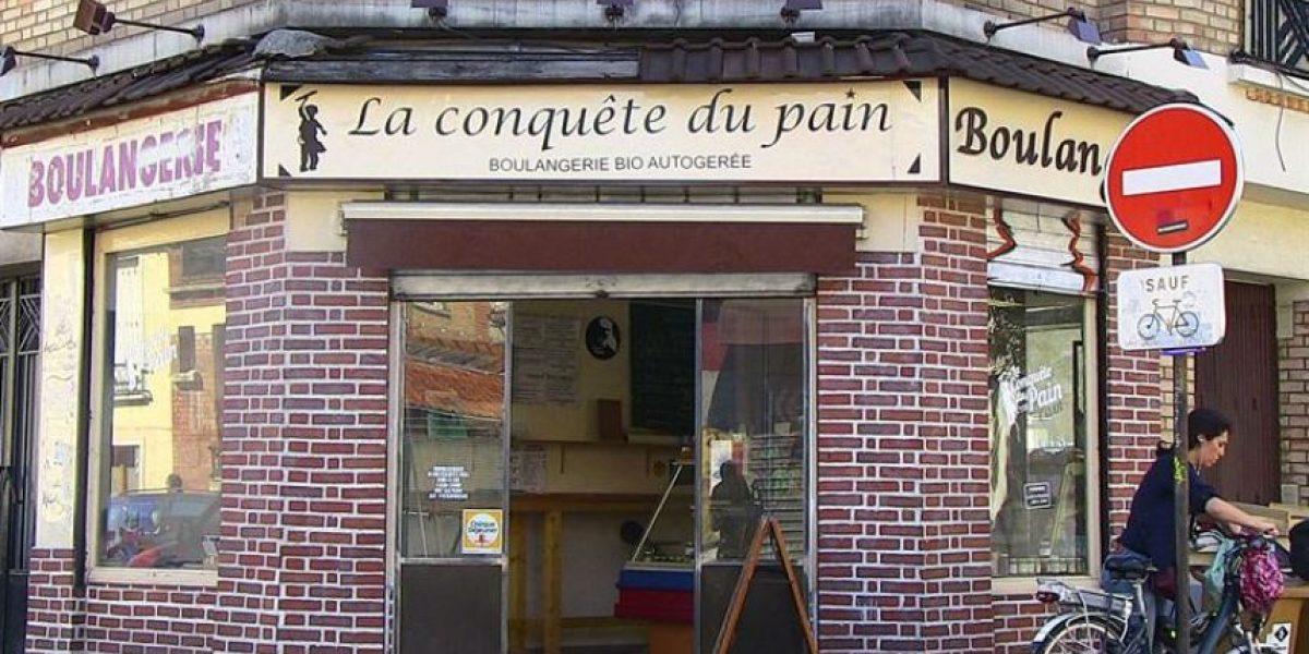 Empleados relatan cómo trabajan en una panadería anarquista en Francia