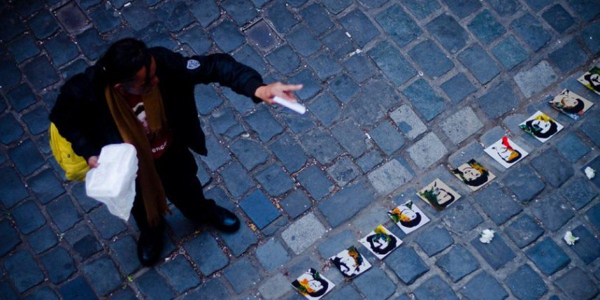 [FOTOS] Emotivo homenaje a víctimas de la dictadura en Londres 38
