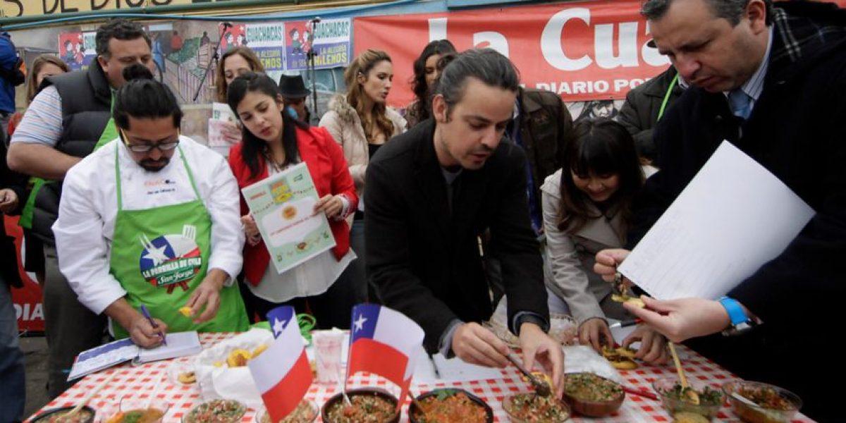 Fotos: Con famosos y candidatas se realizó el Mundial del Pebre