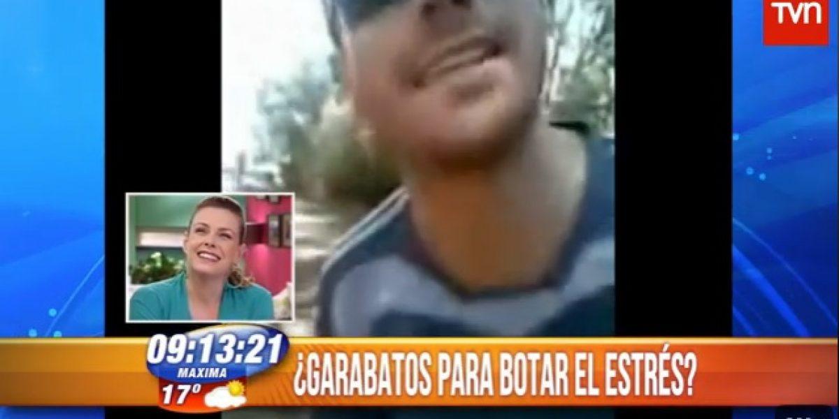 BDAT le recordó a Julián Elfenbein polémico video