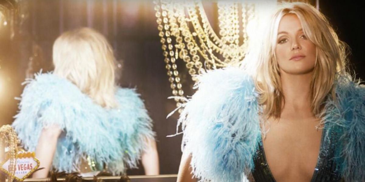 Britney Spears adelanta la portada de su nueva producción
