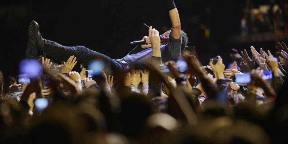 Bruce Springsteen en Chile: Intensidad, emoción y humildad