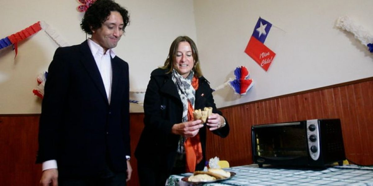 FOTOS: Ministra del Medio Ambiente inaugura la Fonda