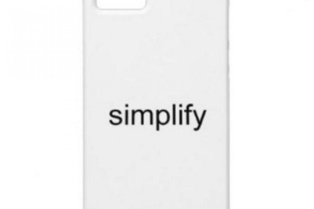 Simplicidad: Prácticamente cualquier persona lo usa de inmediato.. Imagen Por:
