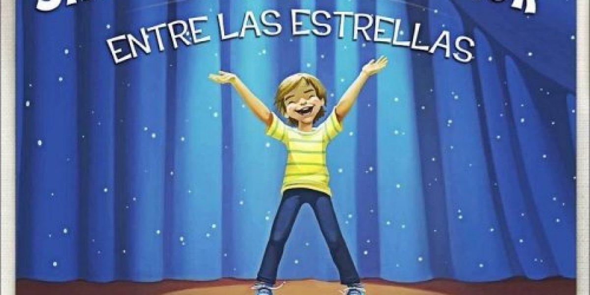 Ricky Martin lanzó la portada de su primer libro para niños