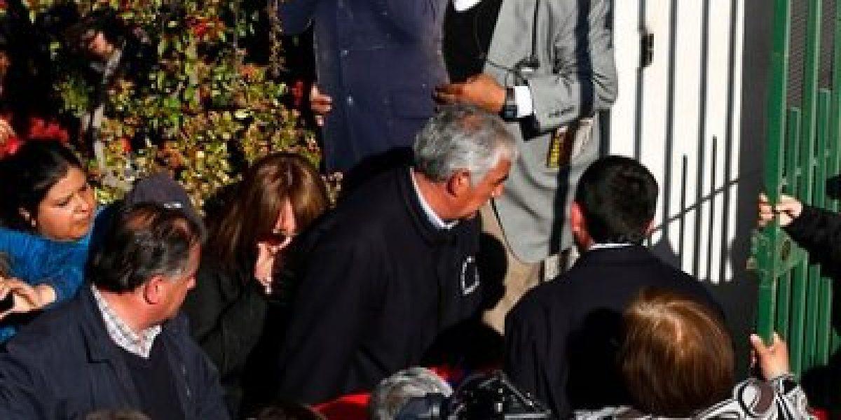 Jorge Pedreros tuvo multitudinaria despedida
