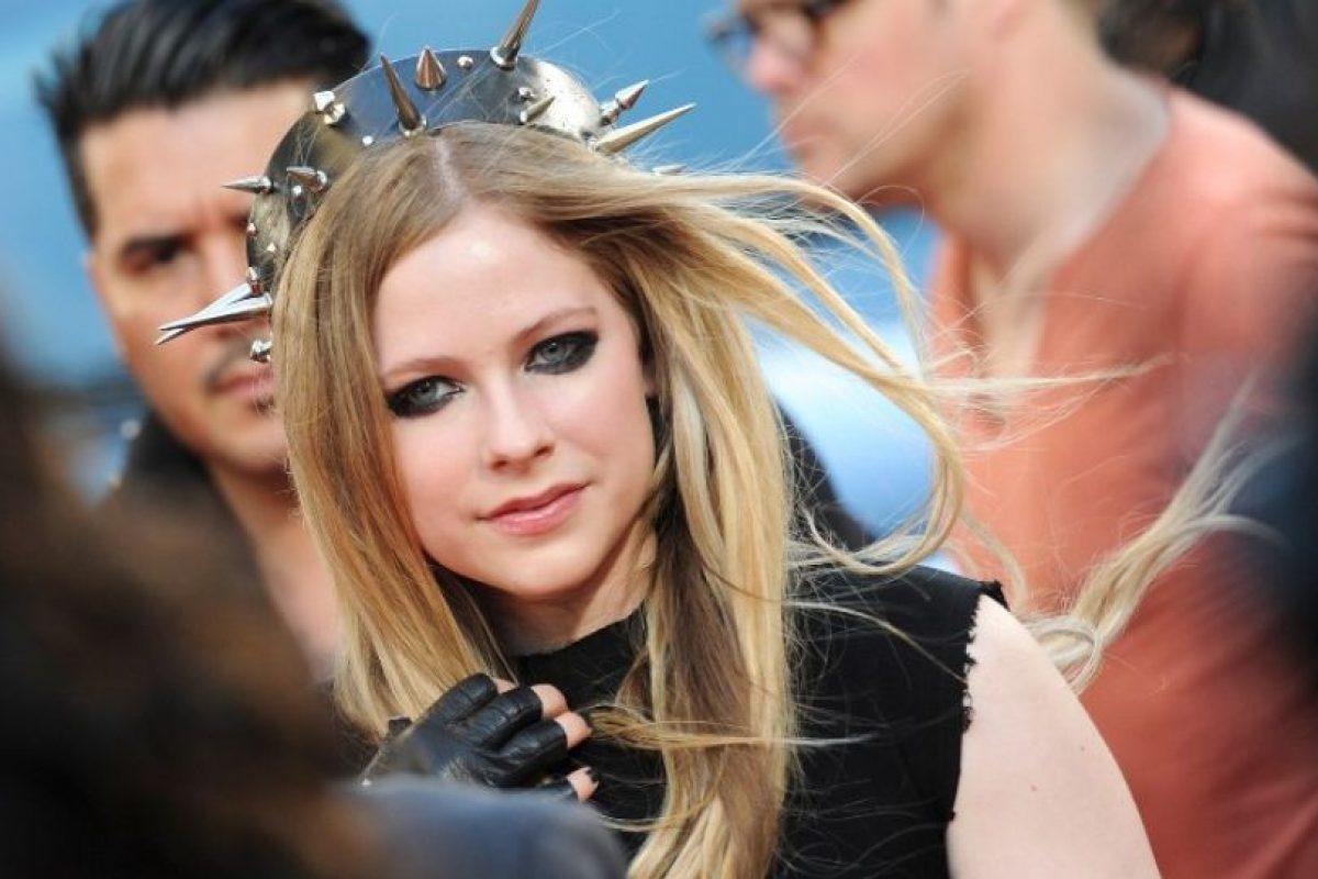 Avril Lavigne. Imagen Por:
