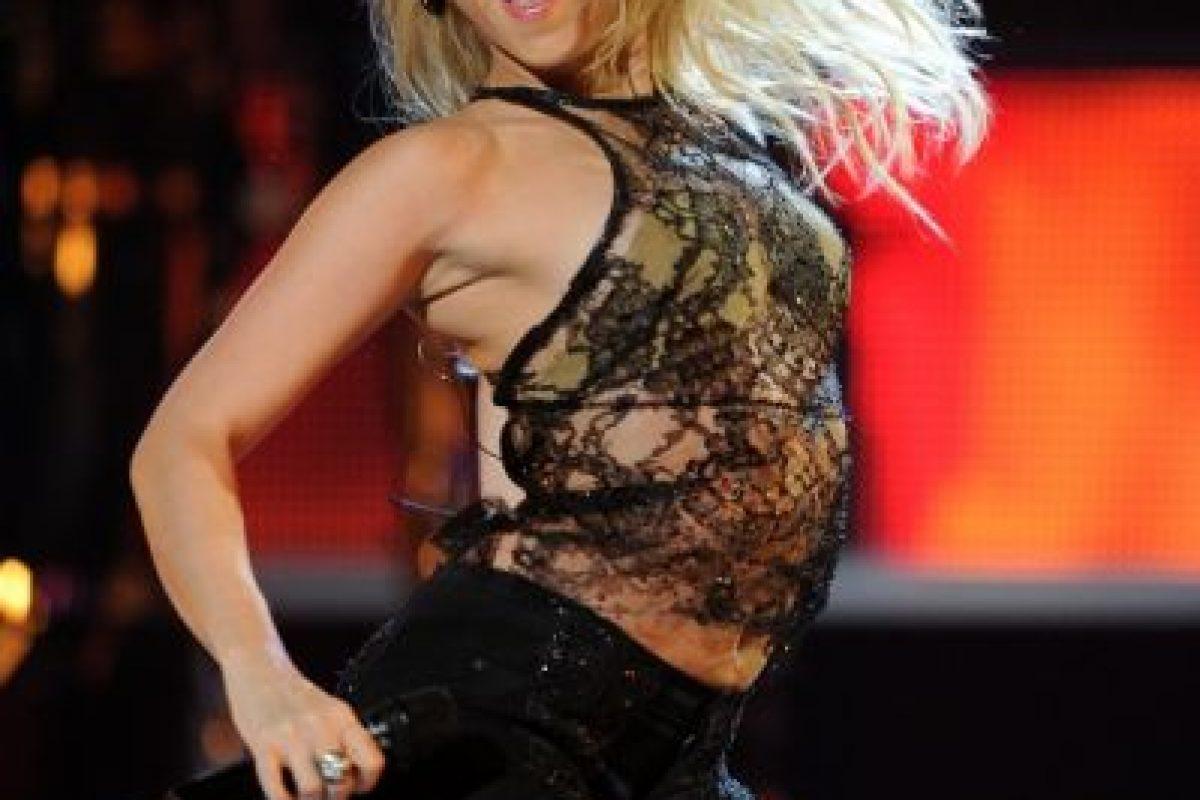 Shakira. Imagen Por: