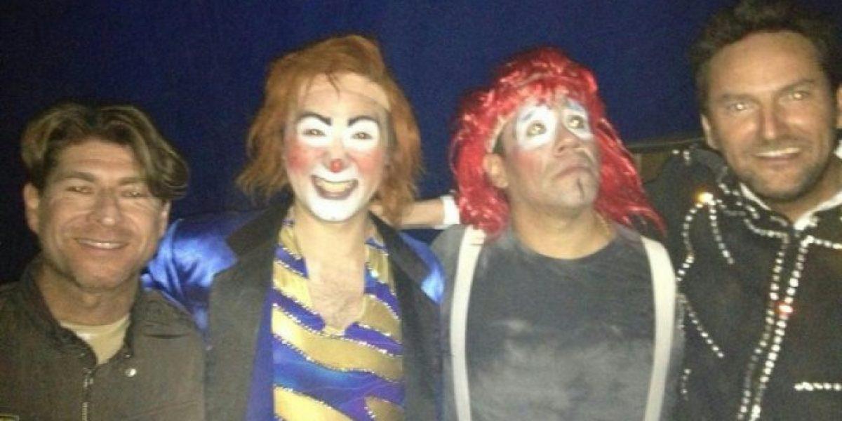 Daniel Fuenzalida cumple su sueño en el circo