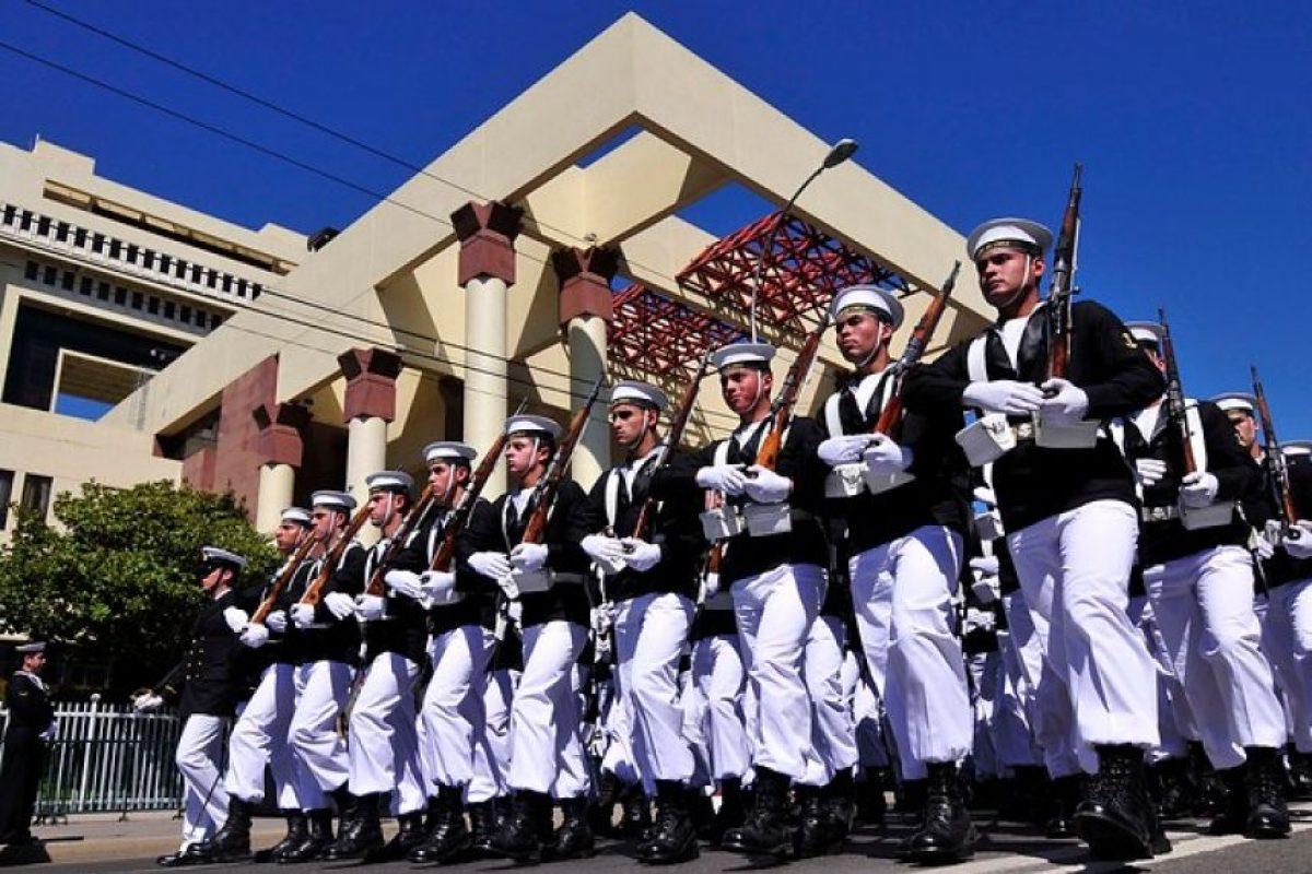 Valparaíso Foto:Agencia UNO. Imagen Por:
