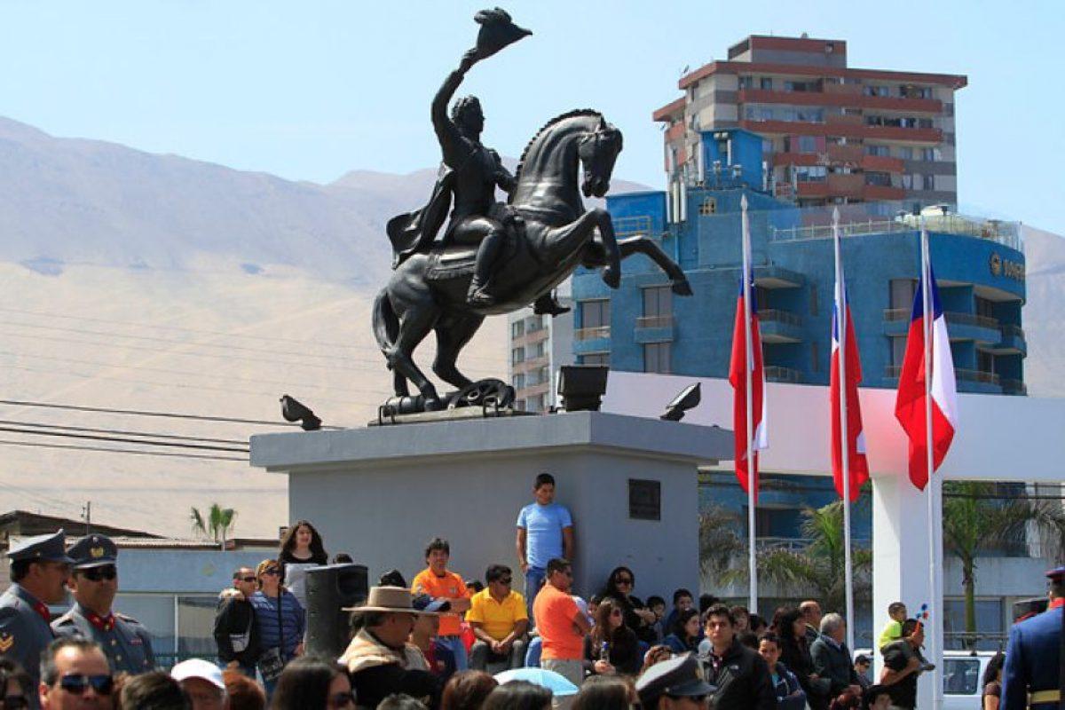 Iquique Foto:Agencia UNO. Imagen Por: