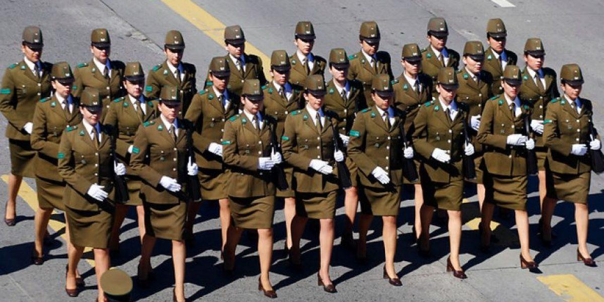 Fiestas Patrias: Así se vivieron los homenajes militares en regiones