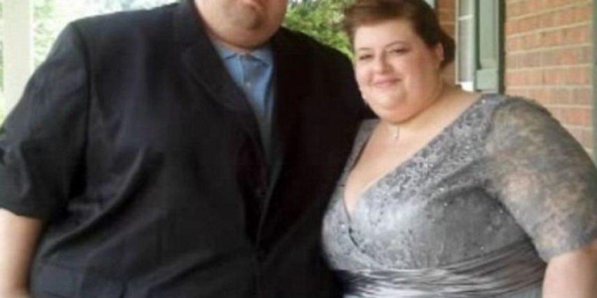 El amor todo lo puede: pareja pierde más de 200 kilos en 19 meses